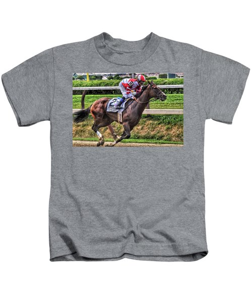 Songbird With Mike Smith Saratoga August 2017 Kids T-Shirt