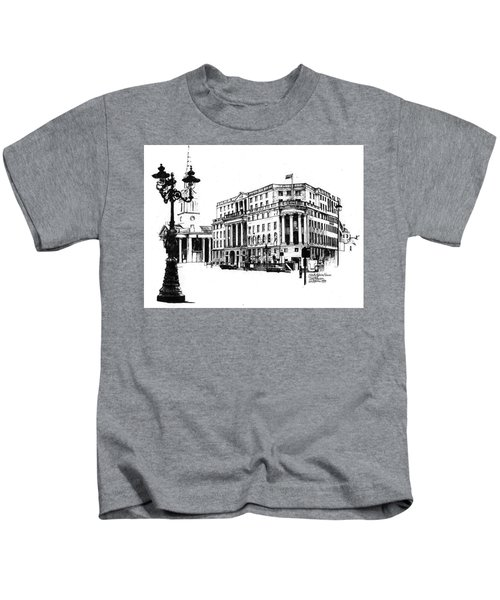 South Africa House Kids T-Shirt