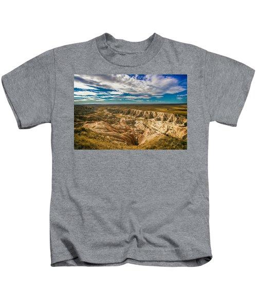 South Dakota Bad Lands.... Kids T-Shirt