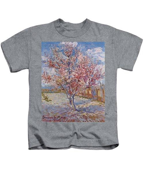 Souvenir De Mauve Kids T-Shirt
