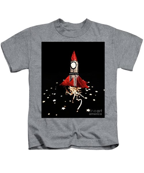 Space Craft Kids T-Shirt