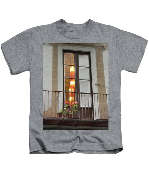 Spanish Siesta Kids T-Shirt