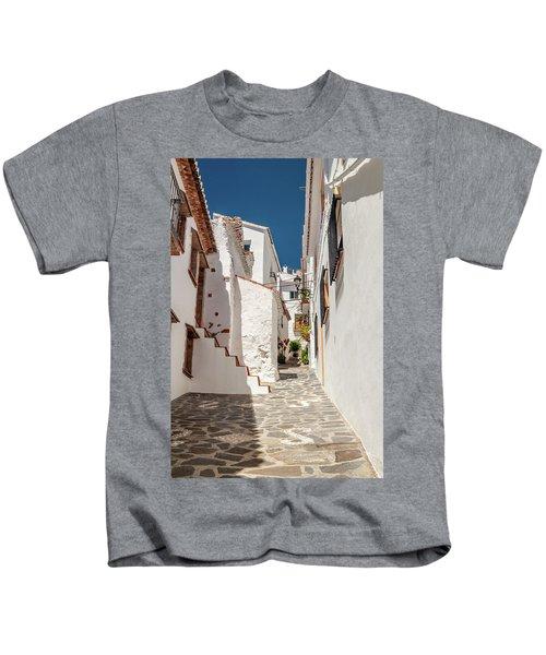 Spanish Street 1 Kids T-Shirt