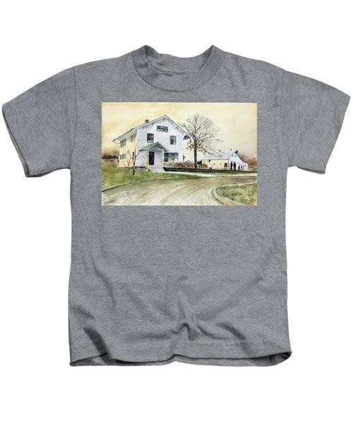 Sperry Homestead Kids T-Shirt