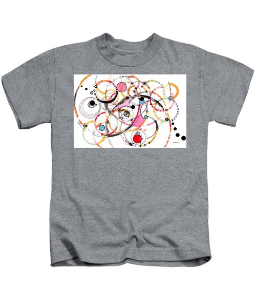 Spheres Of Influence Kids T-Shirt
