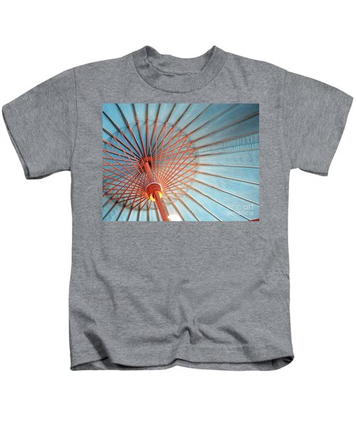 Spindles And Struts Kids T-Shirt