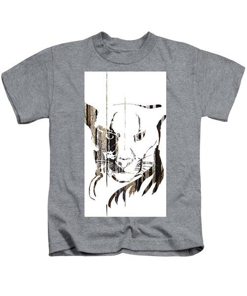 Spirit Animal . Cougar Kids T-Shirt