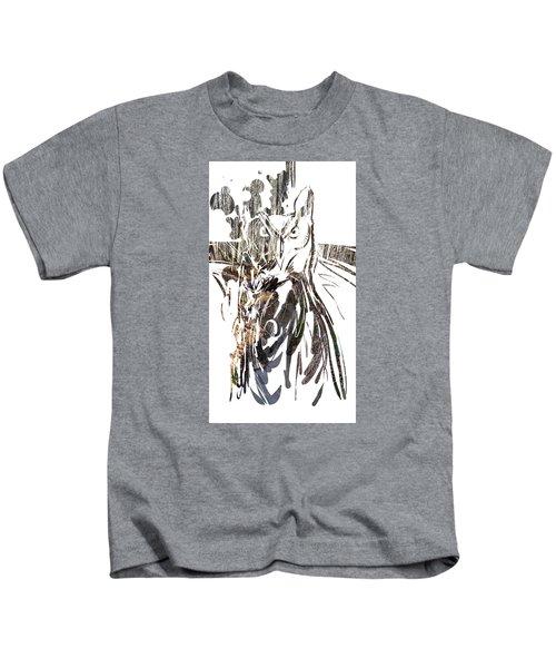 Spirit Animal . Owl Kids T-Shirt