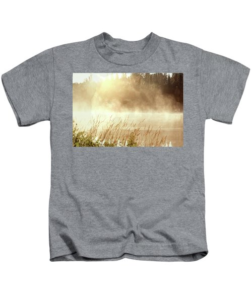Spirit Wolf Kids T-Shirt