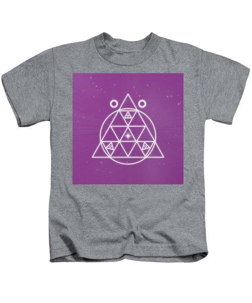 Spiritual Awakening Kids T-Shirt