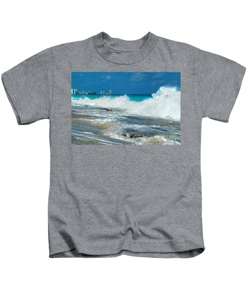 Splash Down Kids T-Shirt