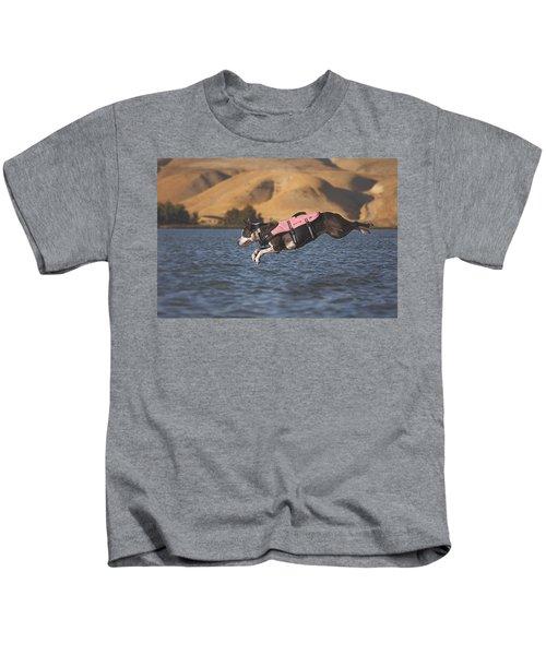 Splash In 3...2...1.... Kids T-Shirt