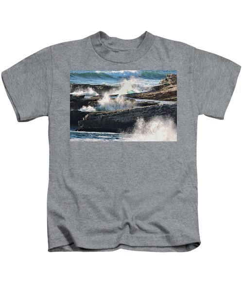 Splish Splash Kids T-Shirt