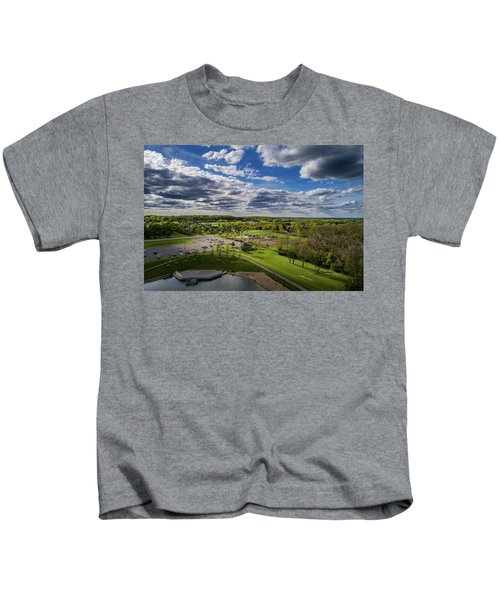 Spotlight On The Park Kids T-Shirt