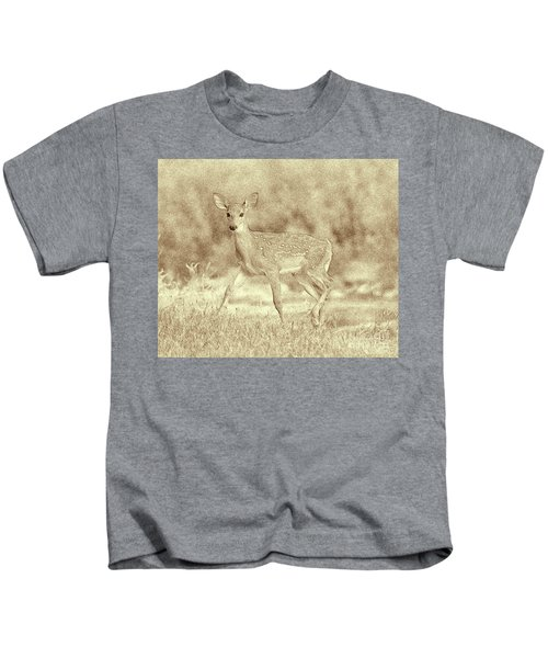 Spotted Fawn Kids T-Shirt