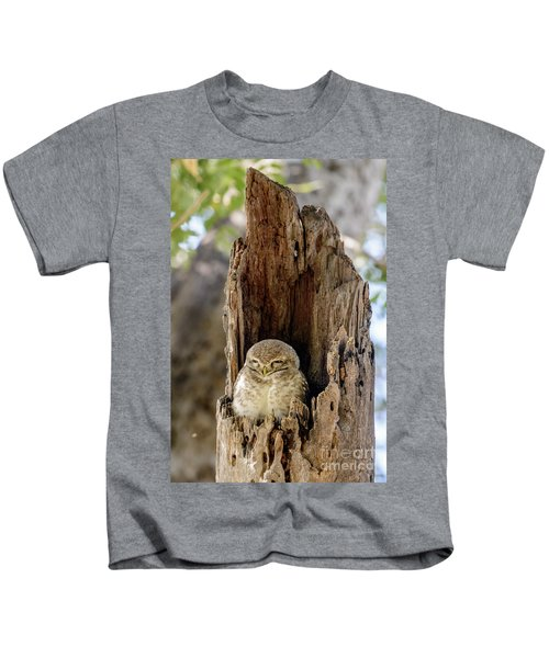Spotted Owlet Kids T-Shirt