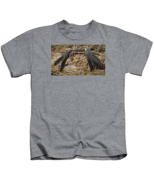 Spring Feathers Kids T-Shirt