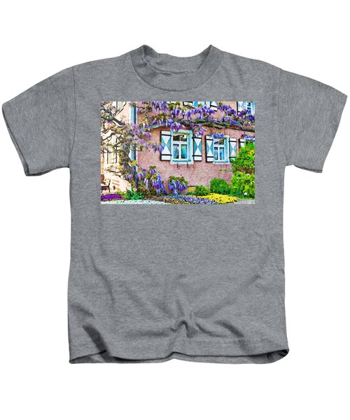 Spring In Germany Kids T-Shirt