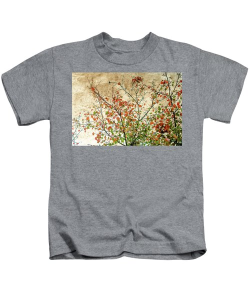 Spring Is Gone Kids T-Shirt