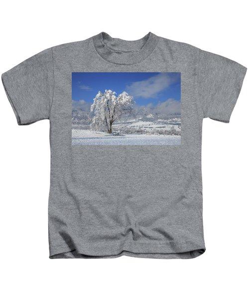 Spring Picnic Kids T-Shirt