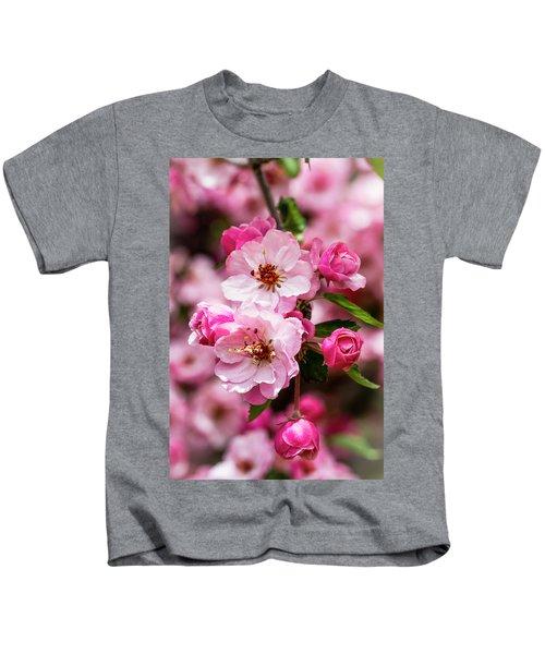 Spring Pink Kids T-Shirt
