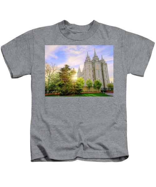 Spring Rest Kids T-Shirt