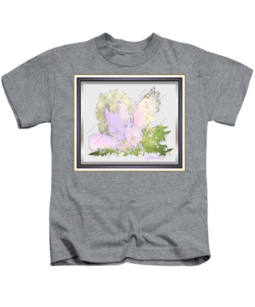 Spring Shower Slumber Kids T-Shirt