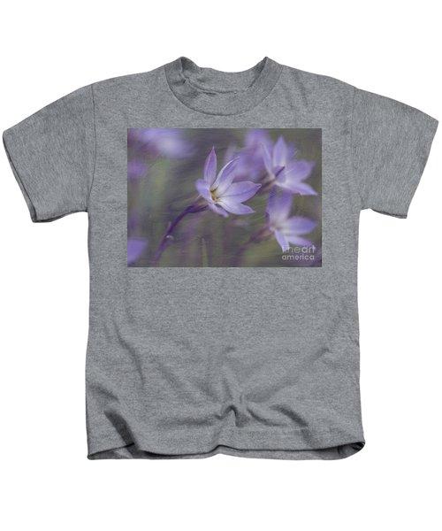 Spring Starflower Kids T-Shirt