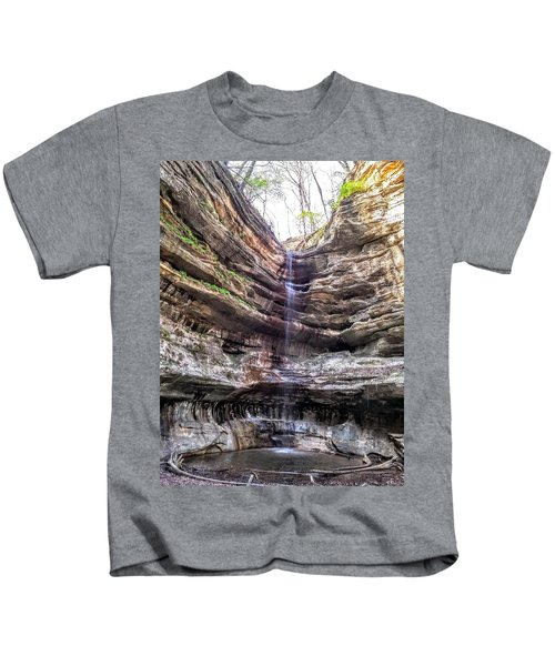 Spring Trickling In Kids T-Shirt