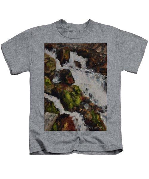Springs Close Up Kids T-Shirt