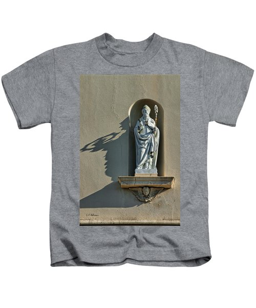 St. Augustine Of Hippo Kids T-Shirt