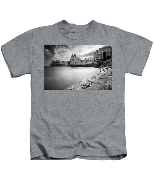 St. Julian's Bay Kids T-Shirt