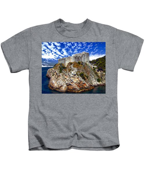 St. Lawrence Fortress Kids T-Shirt