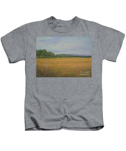 St. Marks Refuge I - Autumn Kids T-Shirt