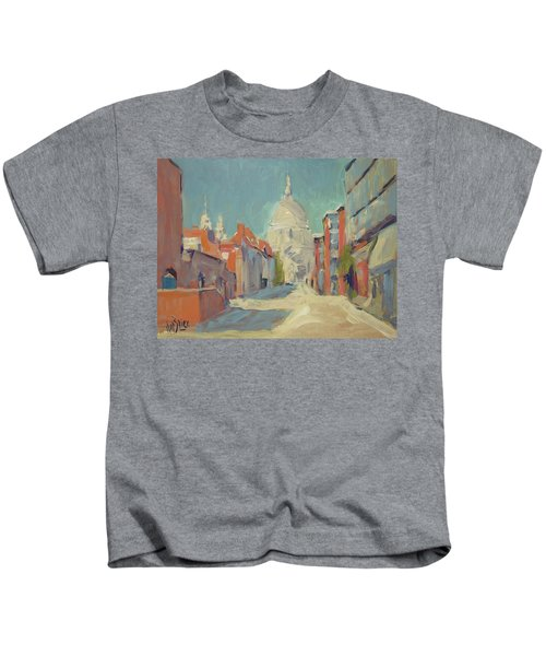 St Pauls London Kids T-Shirt