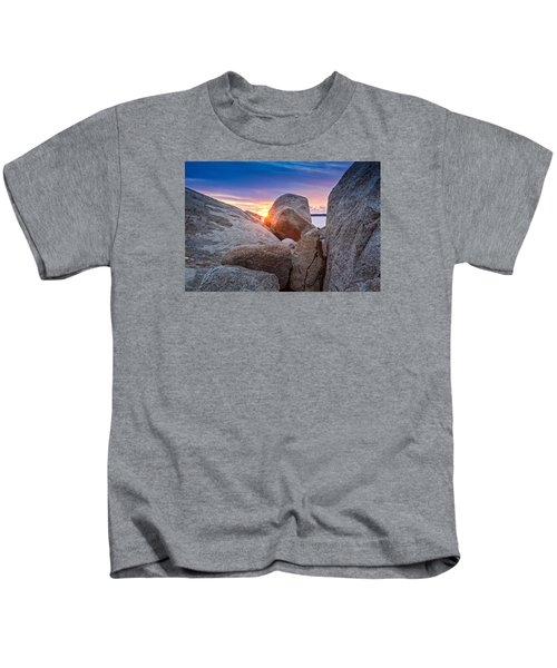 Stage Fort Park Gloucester Kids T-Shirt