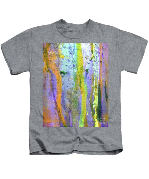 Stains Of Paint Kids T-Shirt