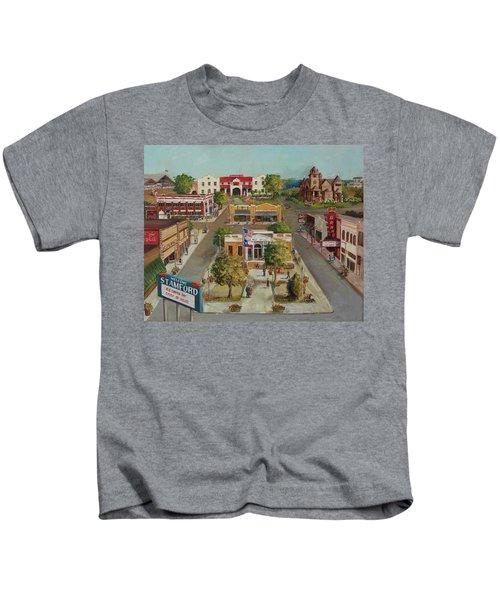 Stamford, Tx Kids T-Shirt