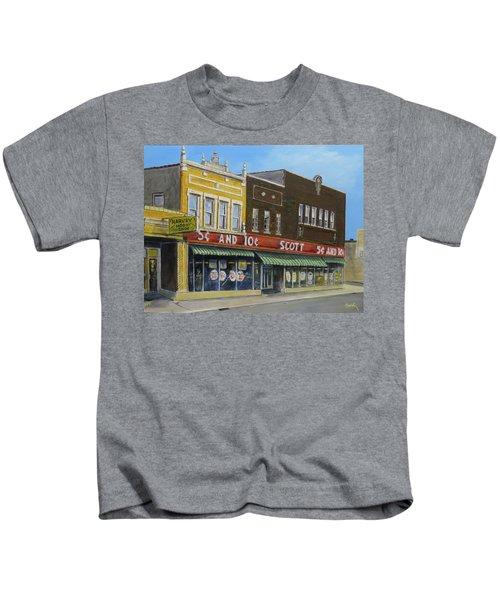 Stand Again Kids T-Shirt