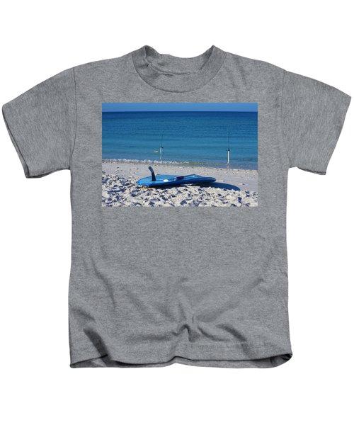 Stand Up Paddle Board Kids T-Shirt