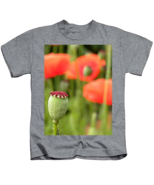 Standing Alone Kids T-Shirt