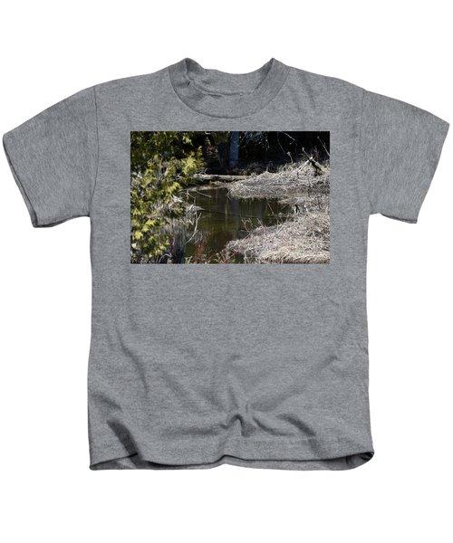 Standing Water Kids T-Shirt