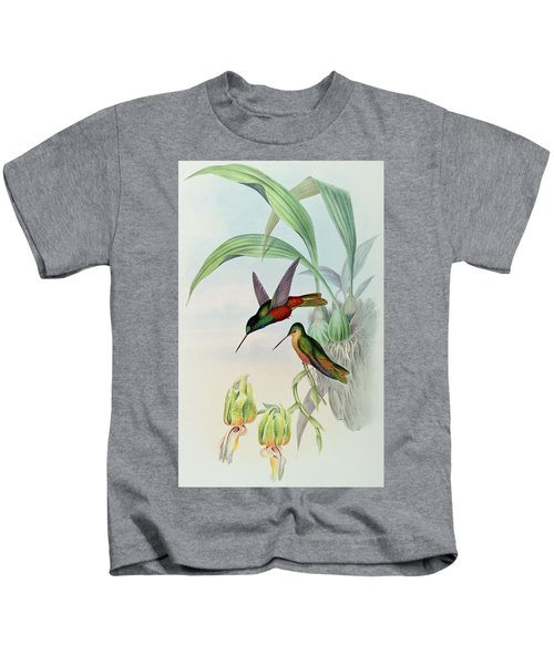 Star Fronted Hummingbird Kids T-Shirt