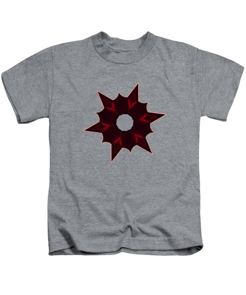 Star Record No. 6 Kids T-Shirt by Stephanie Brock