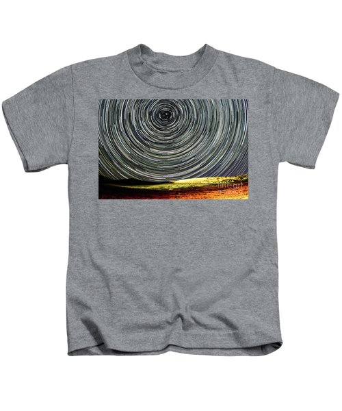Star Trail Kids T-Shirt