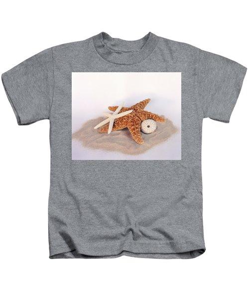 Starfish Still Life Kids T-Shirt