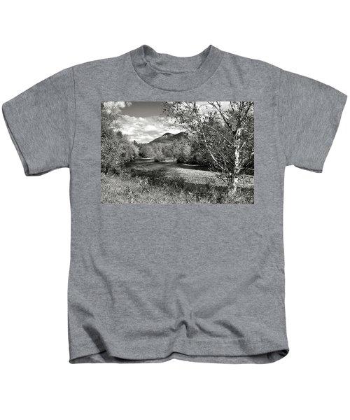 Stark, Nh Back Road  Kids T-Shirt