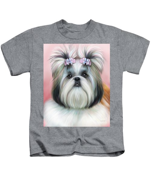 Stassi The Tzu Kids T-Shirt