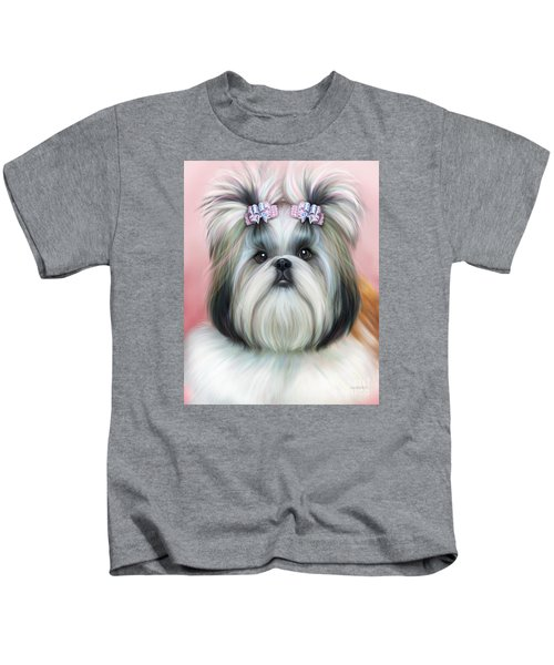 Stassi The Tzu Kids T-Shirt