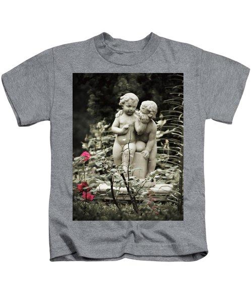 Statue Of Love Kids T-Shirt